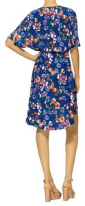 Tucker by Gaby Basora short dress Blue Multi Print on Tradesy