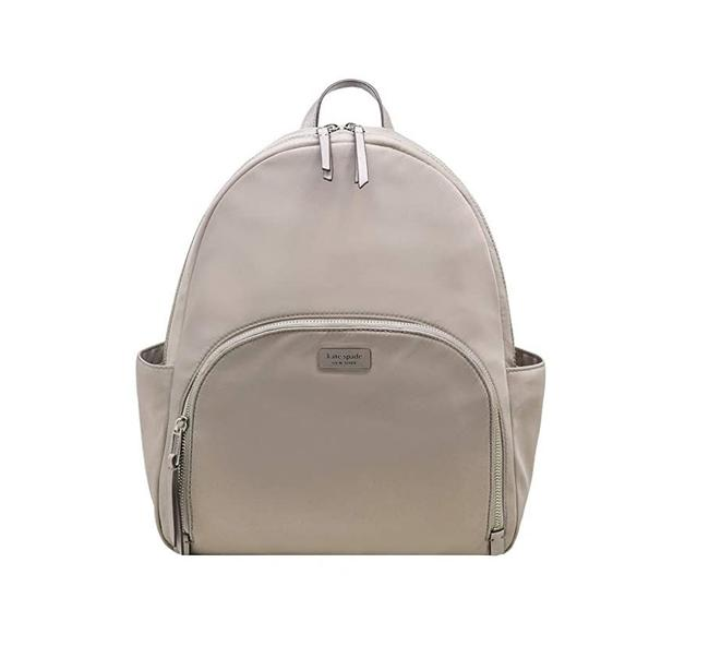 Item - Dawn Large Wkru5919 Gray Nylon Backpack
