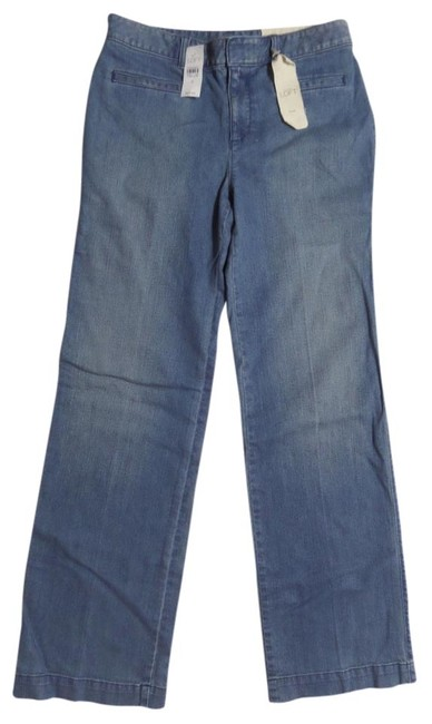 Ann Taylor LOFT Nwt Relaxed Fit Jeans-Distressed