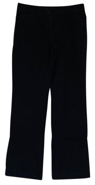 Item - Black Loft Julie Trousers Pants Size 6 (S, 28)