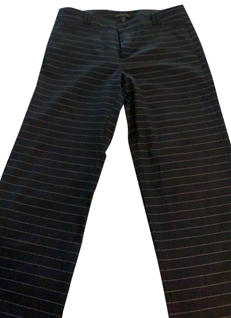 Item - Navy and White Striped Pants Size 2 (XS, 26)