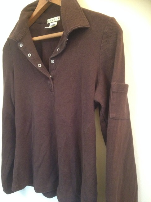 Other Pocket Top Brown