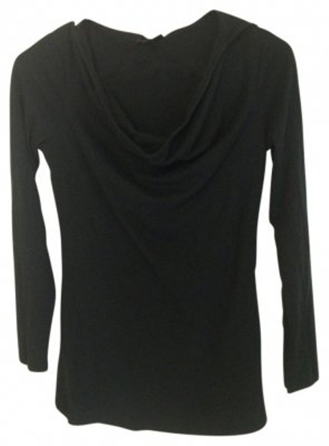 Preload https://img-static.tradesy.com/item/27952/mossimo-supply-co-black-casual-with-hood-tee-shirt-size-8-m-0-0-650-650.jpg