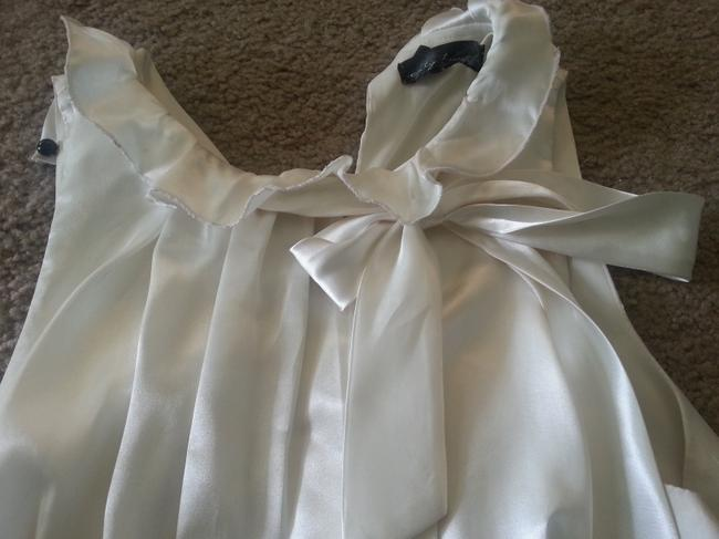 Other Satin Bow Pencil Dress