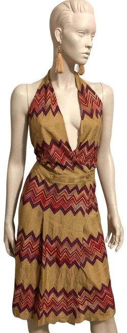 Missoni Absolutely Mid-length Night Out Dress Size 8 (M) Missoni Absolutely Mid-length Night Out Dress Size 8 (M) Image 1