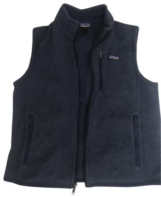 Item - Blue Great Stylish Vest Size 6 (S)