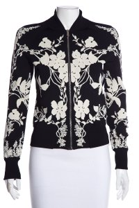 Alexander McQueen Black & Cream Jacket