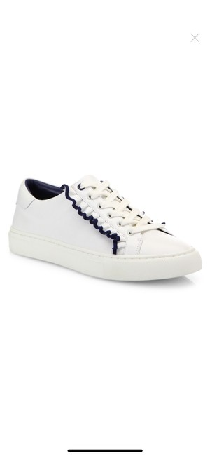 Item - Snow White/Navy Sea 100 Sport Ruffle Style 36558 Sneakers Size US 7.5 Regular (M, B)
