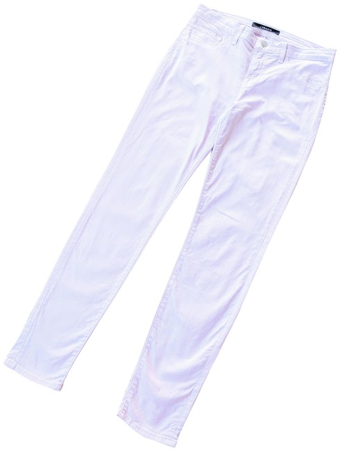 Item - Lilac/ Purple Light Wash Magnolia Skinny Jeans Size 28 (4, S)