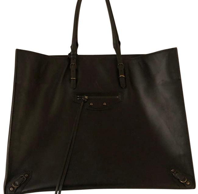 Item - A4 Papier Leather Tote