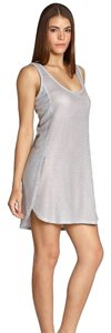 Jordan Taylor Side Wrap Tank Dress