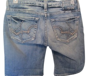 Big Star Bermuda Shorts blue denim