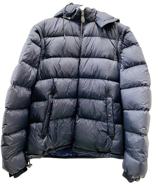 Item - Navy Men's Waterproof 2-in1 Jacket Size 12 (L)