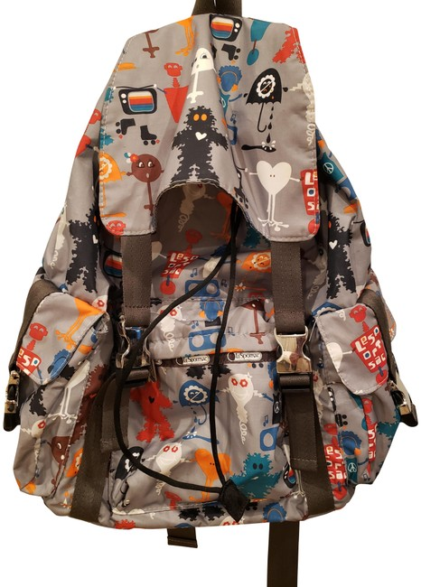 Item - Voyager Multicolor Lightweight Micro Ripstop Backpack