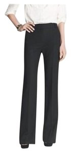 J. Crew Wool Fully Lined Trouser Pants Black