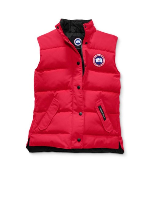 Item - Red Freestyle Vest Size 6 (S)