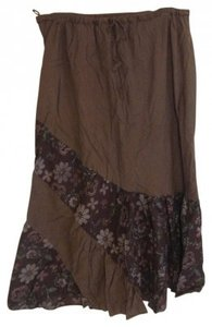 Other Maxi Skirt Brown