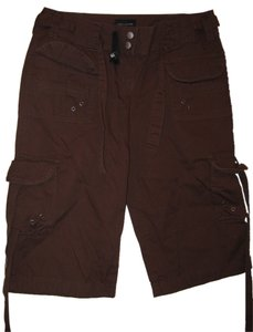 The Limited Cargo Shorts Brown