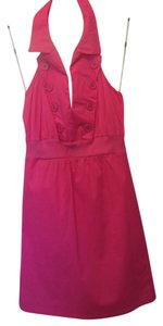 be bop short dress pink on Tradesy
