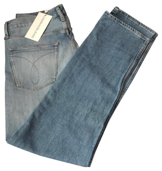 Item - Klein 34/34 Avail Ckj035 Straight/Droit. with Tag Churchill Style Straight Leg Jeans Size 14 (L, 34)