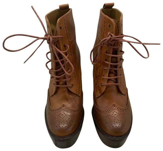 Item - Brown Made In Spain Boots/Booties Size EU 37 (Approx. US 7) Regular (M, B)