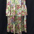 Old Navy Tan Green XS Tiered Floral Print Long Casual Maxi Dress Size 0 (XS) Old Navy Tan Green XS Tiered Floral Print Long Casual Maxi Dress Size 0 (XS) Image 6