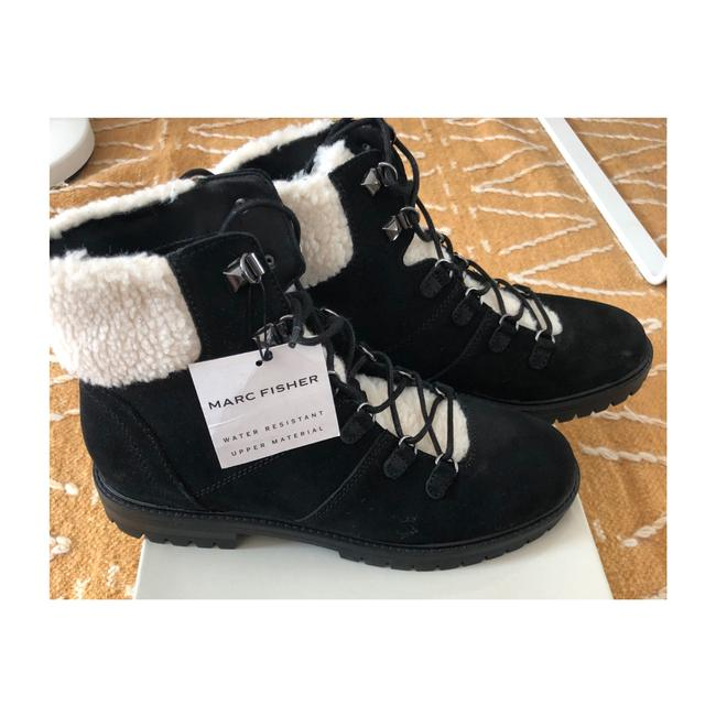 Marc Fisher Black Hopee Boots/Booties Size US 8.5 Regular (M, B) Marc Fisher Black Hopee Boots/Booties Size US 8.5 Regular (M, B) Image 1