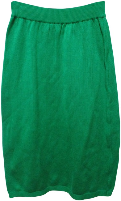 Preload https://img-static.tradesy.com/item/27969807/berek-green-knit-pima-cotton-elastic-new-medium-md-m-skirt-size-10-m-31-0-1-650-650.jpg