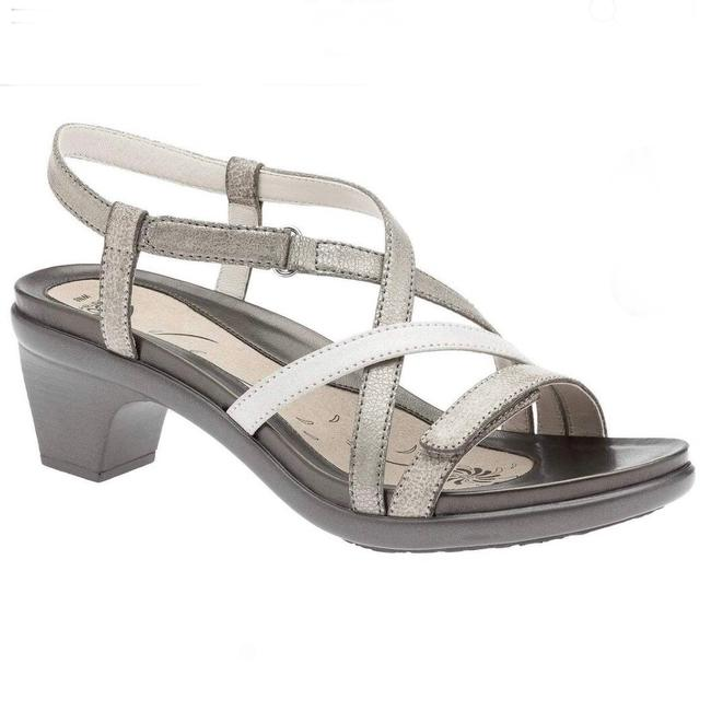 Item - Neutral Metallic Gloriana Sandals Size US 10 Regular (M, B)
