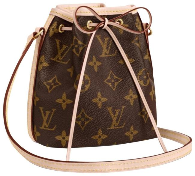 Louis Vuitton Nano Noe New 2020 Gift Set Sold Out Monogram Coated Canvas Cross Body Bag Louis Vuitton Nano Noe New 2020 Gift Set Sold Out Monogram Coated Canvas Cross Body Bag Image 1