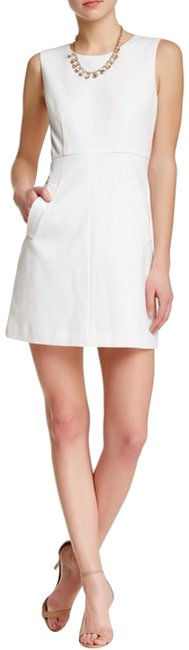 Diane von Furstenberg Carpreena Mini Ponte Short Night Out Dress Size 10 (M) Diane von Furstenberg Carpreena Mini Ponte Short Night Out Dress Size 10 (M) Image 1