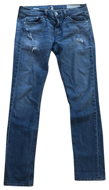 Item - Light Wash - The Dre Straight Leg Jeans Size 2 (XS, 26)