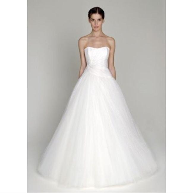 Item - White Bliss By Formal Wedding Dress Size 10 (M)