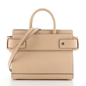 Givenchy Leather Satchel in Neutral