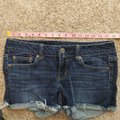 American Eagle Outfitters Blue Stretch Jean Shorts Size 8 (M, 29, 30) American Eagle Outfitters Blue Stretch Jean Shorts Size 8 (M, 29, 30) Image 7