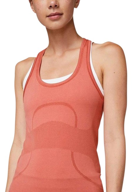 Preload https://img-static.tradesy.com/item/27976712/lululemon-rustic-coralrustic-coral-swiftly-tech-racerback-activewear-top-size-8-m-0-1-650-650.jpg
