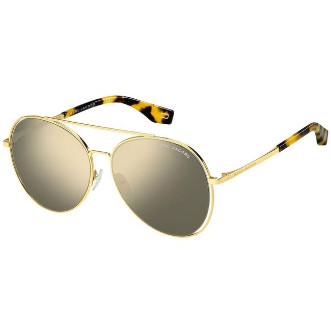 Marc Jacobs Gold/Grey Marc328/F/S Scl00 Gold/Grey Sunglasses Marc Jacobs Gold/Grey Marc328/F/S Scl00 Gold/Grey Sunglasses Image 1