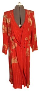 Bergdorf Goodman 3 Pc Silk Skirt Set Asian Inspired Skirt Set