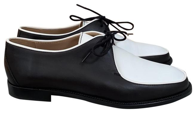 Item - Black and White Rory Flats Size EU 37.5 (Approx. US 7.5) Regular (M, B)