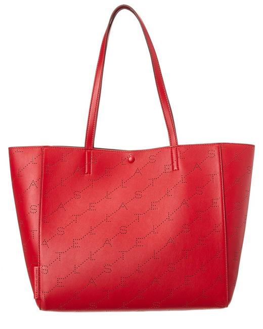 Item - Small Monogram Red Tote