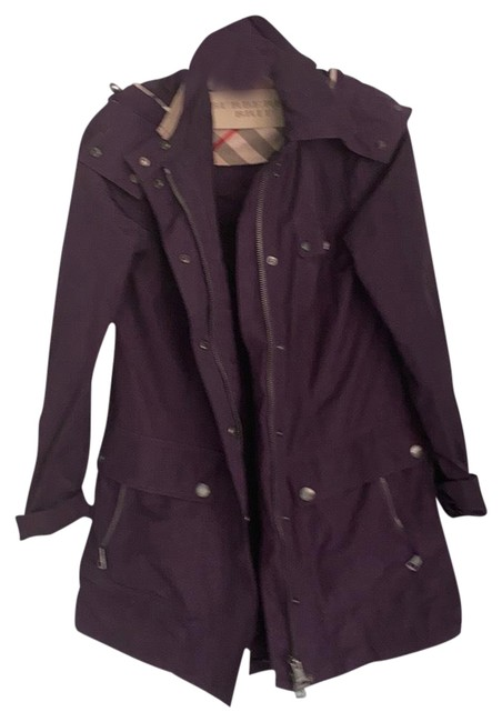 Item - Purple Coat/Rain Coat Size 8 (M)