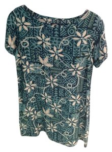 Tommy Bahama short dress Teal Aqua on Tradesy