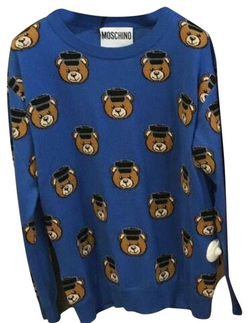 Item - Teddy Bears Policeman Blue/Black Sweater