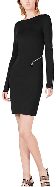 Item - Zip Me Mid-length Night Out Dress Size 14 (L)