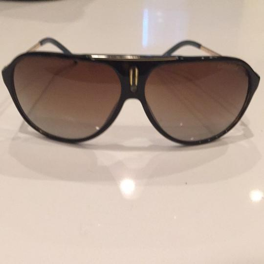 Carrera Carrera Havana Aviators Blue/Gold Polarized