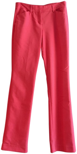Item - Red Editor Pants Size 0 (XS, 25)