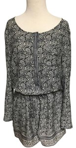 Ann Taylor LOFT Paisley Shorts Dress