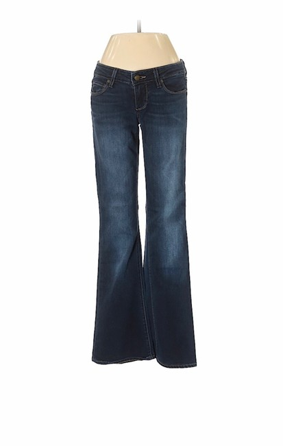 Item - Dark Rinse Laurel Canyon Boot Cut Jeans Size 2 (XS, 26)