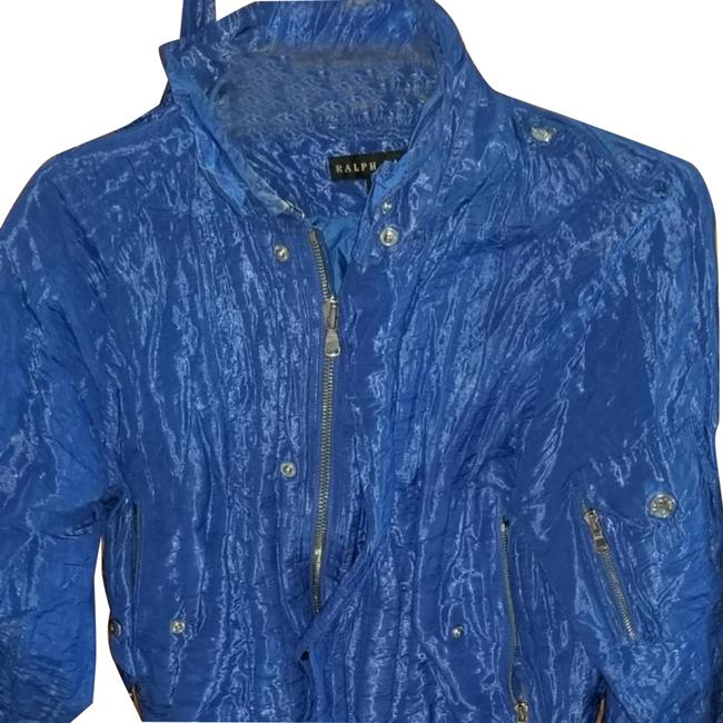 Item - Blue Jacket Size 10 (M)