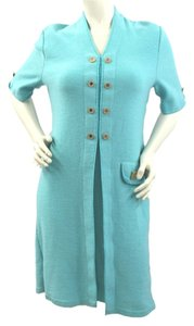 STEVE FABRIKANT short dress AQUA on Tradesy